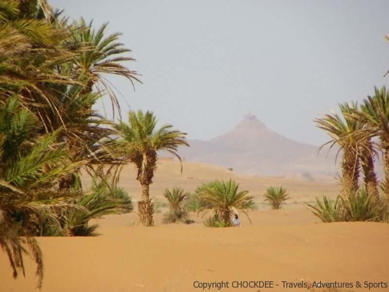 Trek dans la vallée du Drâa – Maroc