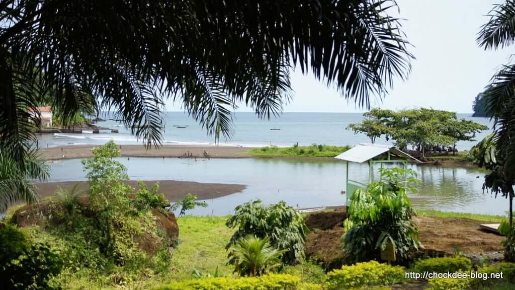 Hebergement, se restaurer et boire un verre à Sao Tome
