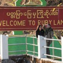 Mogok, Myanmar (ex Birmanie)