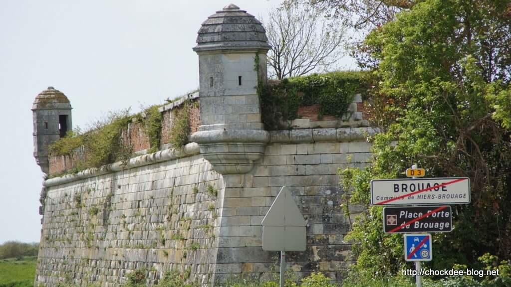 Escapade en Charente-Maritime, jour 4, Brouage