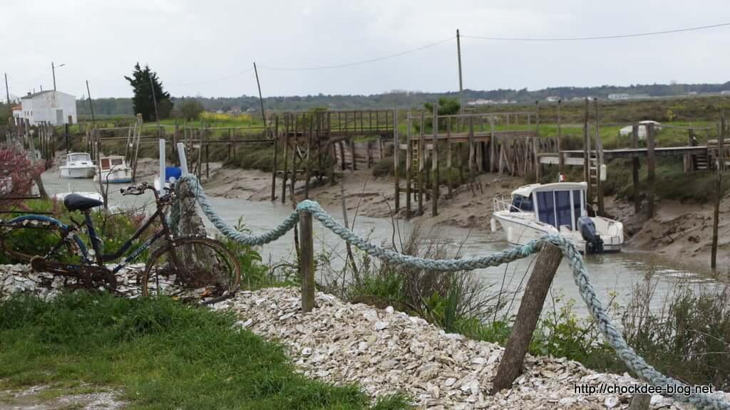 Escapade à Marennes en Charente-Maritime