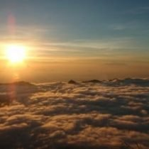 Mt Gunung Batur