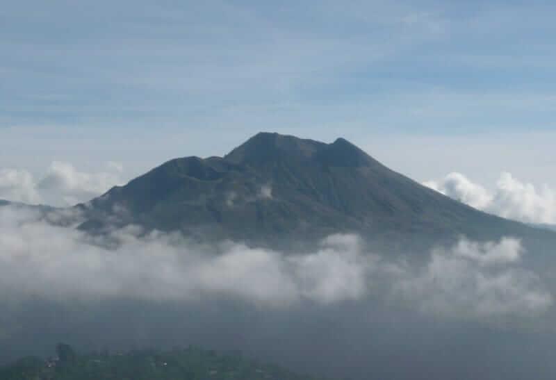 Ascension du Mont Gunung Batur à Bali