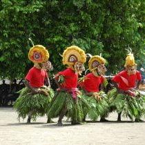 TatanuaMask-Dance aout 2006