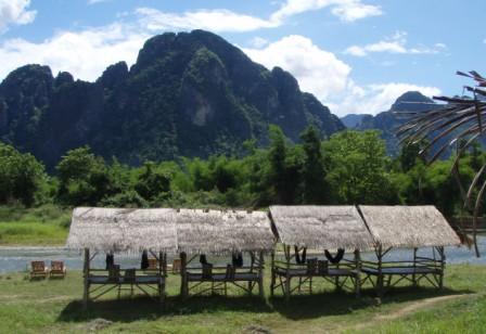 Vang Vieng au Laos