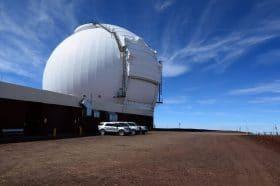 observatoire de KECK hawai 2013