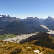 Mount Alfred (au nord)
