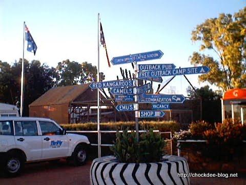 Australie, terre de pionniers…