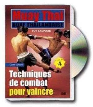 Muay Thai Techniques Dvd